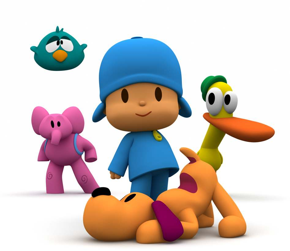 Pocoyo Birthday